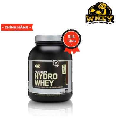 On Platinum Hydro Whey 3,5lbs