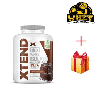 Xtend Protein Isolate 5lbs